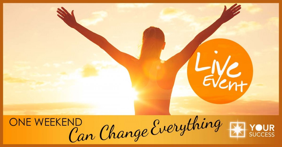 One Weekend Can Change Everything: Here's How