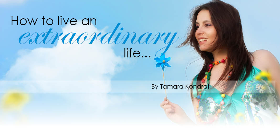 Extraordinary Life - Header